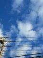 It's beautiful sky :)