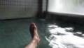 アルペン浴場なう。無事に下山しましたよ。ちなみにココ、今月末まで