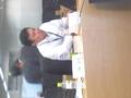 楽天本社でミーティング