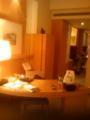 なかなか快適な部屋です