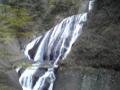 滝は上からより下から眺めた方が迫力があるということが分かりました