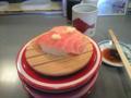 北海道で回転寿司なう