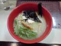 鶏白湯ラーメンin松本