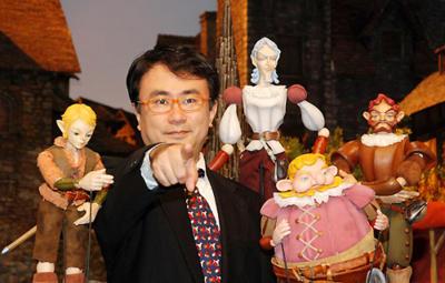 本日18時〜!「新・三銃士」だよ!人形劇の。NHK教育テレビにて。写真