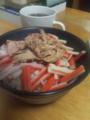この前のタモリ倶楽部の空耳にでてきた激安海鮮丼作ってみた やすい