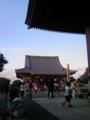 本門寺なう〜。人多い〜。