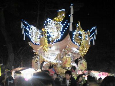 祭りバカだらけ。(私もだ)@曽根天満宮(兵庫県高砂市)