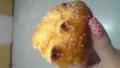 ポニョの手作りのパン♪焼きたてでおいしそ〜★