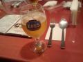 トルコ料理 まずはビール。