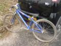 自転車を貰ったのだ