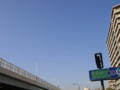 晴れ@東雲。りんかい線(埼京線)定刻通り (twitter from DSC-G3) #DSCG3