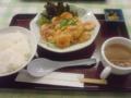 真冬パパ  @順天堂医院の地下にある食堂 850 円