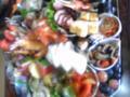高知の名物 皿鉢料理 を紹介します! 新鮮な海の幸、フライもの、フル