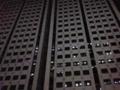 品川シーサイド いまだ停電中  日立ソフトタワー真っ暗(反射して
