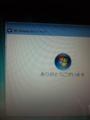 ノートPCが届いたので、Windowsのセットアップ中☆ このタイミングでV