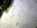 高校の時描き溜めたネームノートを今も持ってる…絵は下手でも前の方