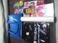 アキバで買ったり貰ったりしたもの。K-BOOKSのカレンダーは勢いで貰っ