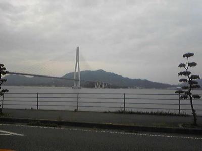 コミュニティアート映像祭・広島高根島会場10 高根島から、しまなみ