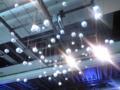 天井の飾り at未来館