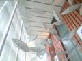 天井のオブジェ at未来館