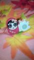 Poken花子ちゃんがGeishaさんだったと今日知り、ちょいと雅にデコりまし