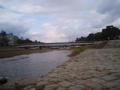 こっち賀茂川。