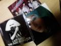 今日届きましたthe fame monster、simply good、 急☆上☆show!
