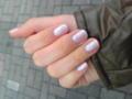 右手がこんなにキレイに塗れるのはホントに珍しいのです!