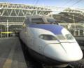 ソウル駅ナウ。これからムグンファに乗って水原に行ってきます。