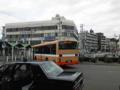 帰宅なう。神姫バスを久しぶりに見ました。