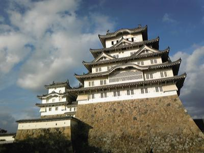 i visited himeji castle! that was sooo big! yeah, that was wonderful. ill visit here again very