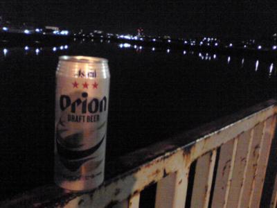 結局チョーとーまわりして、川っぺり歩いて帰るなど…これ即ち夜リセ