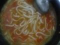 うどんなう @ 坦々ゴマ味噌鍋の締め #2289 #katokichi