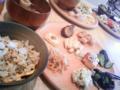 自然食バイキング! #okome