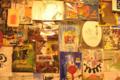 友達の友達、の個展。高円寺の夜はやはりディープで☆誘ってくれた友