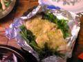 今日のメニュー:ラザニア、チキンの香草パン粉焼き、そう私のレシピ