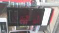 タバコの自販機風の広告を発見。ナノテックケントだって。かっこいい
