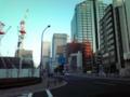 青梅街道・西新宿なう。