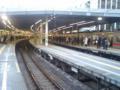 今年最後の東横渋谷駅
