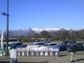 仙台から240Km。那須高原です。川口まであと160Km。