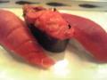 大晦日に大間のマグロを喰らい、新年も食は豊かにと願掛け。寿司って