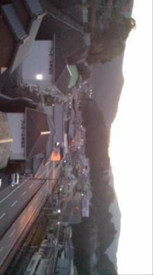同じく初日の出を見る場所です。 観光客は絶対に来ない穴場 地元民の