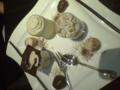 友達はアンリでモンブラン尽くしのグラスデザートを堪能してましたよ
