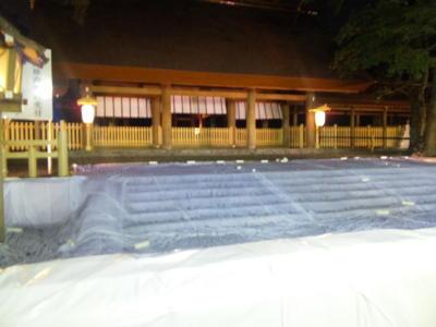 いろいろと神頼みしたい心境だったので、熱田神宮へ初詣に行ってきた