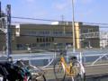 旧・足立区二中校舎。金八先生のロケに使われた。現在は東京未来大学