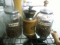 本日のコーヒー;右の奴2:左の奴1