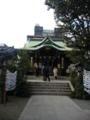 大鳥神社なう。おみくじ引いたら大吉だった(^^)v