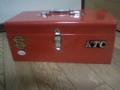 もとは工具箱やけどタックルボックスで使うよ!赤でアルミなのがGood