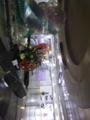 名古屋は栄地下の待ち合わせ場所の一つクリスタル広場なう☆ 地下街