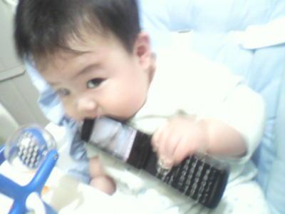 ママがいつも使って居るので、気になって仕方がない物其の2   携帯電